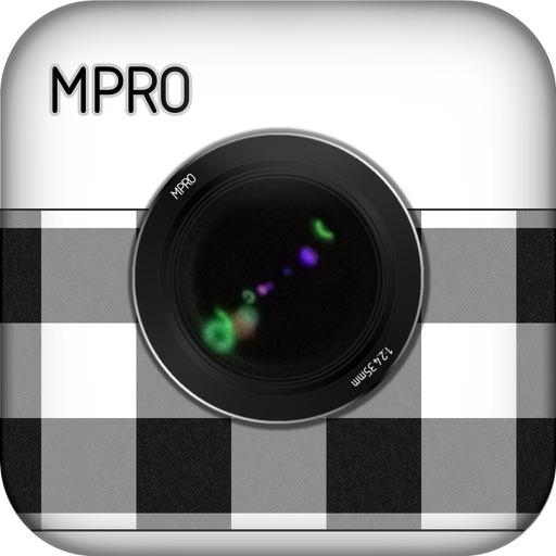 黑白相机:MPro