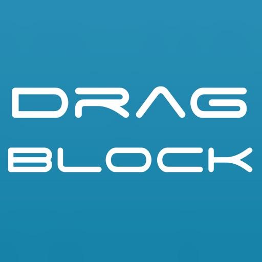 Drag Block iOS App
