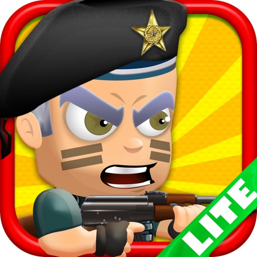Iron Fist Harry & the Trigger Man Army Soldiers use Killer Force LITE - FREE Shooter Game