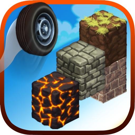 Diesel Wheel - Impossible Sky Jump iOS App