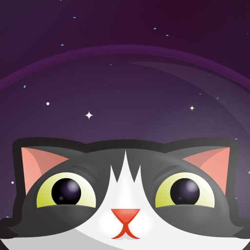 Space Cat by Treehouse iOS App