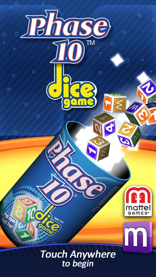Phase 10 Dice™ Screenshot