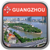 Offline Map Guangzhou, China: City Navigator Maps