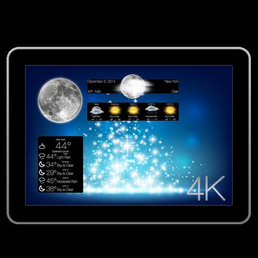 Mach Desktop 4K Free - Ultra HD Dynamic Motion Wallpaper