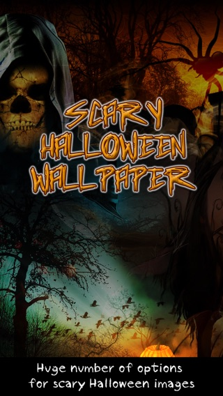 Scary Halloween Wallpaper On The App Store