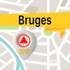 Bruges Offline Map Navigator and Guide