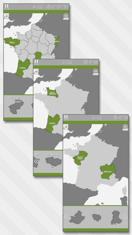 Enjoy learning france map puzzle by digital gene gumiabroncs Image collections