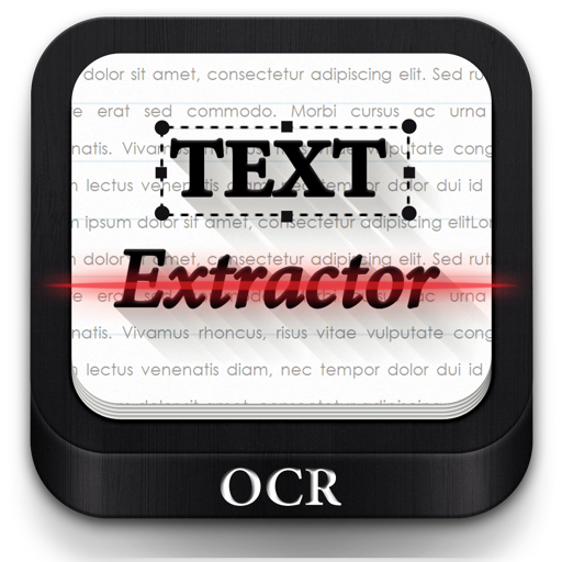 Text Extractor - Extract text from PDF & Image with OCR