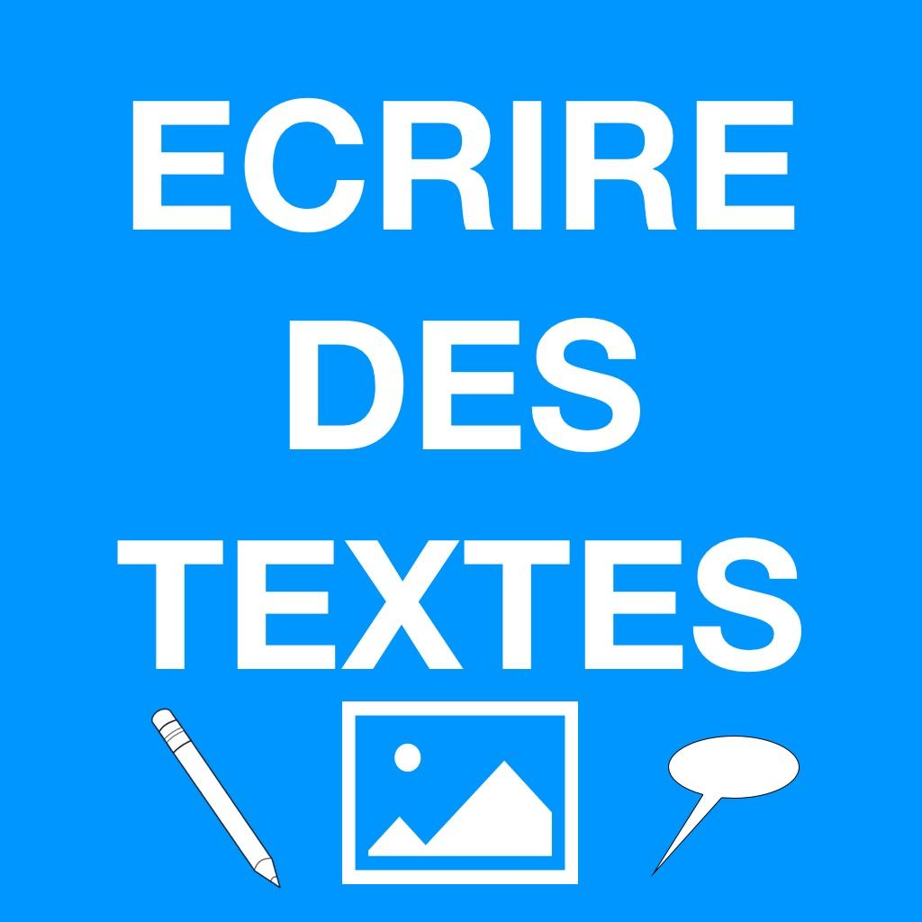 Écrire des textes avec des listes thématiques