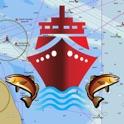 i-Boating:South Africa GPS Nautical / Marine Charts & Navigation Maps icon