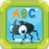 ABC Insects World Flashcards For Kids: Preschool and Kindergarten Explorers!