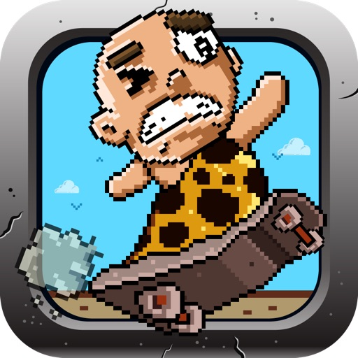 Gassy Boo -- The Jumpy Adventure iOS App