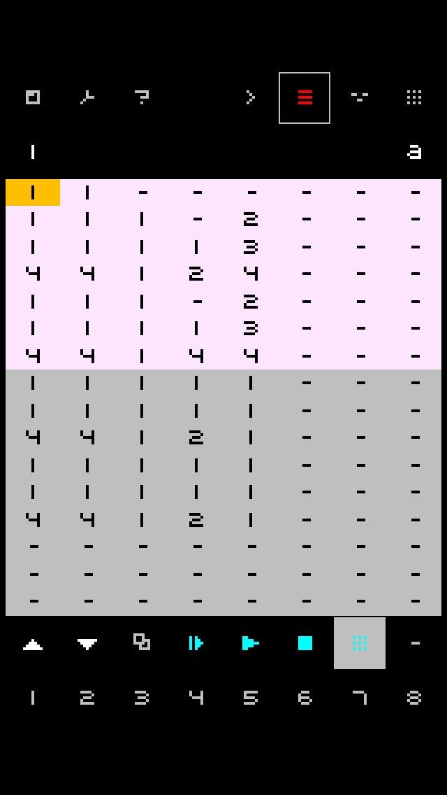 nanoloop screenshot1