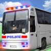 Police Bus City Driver