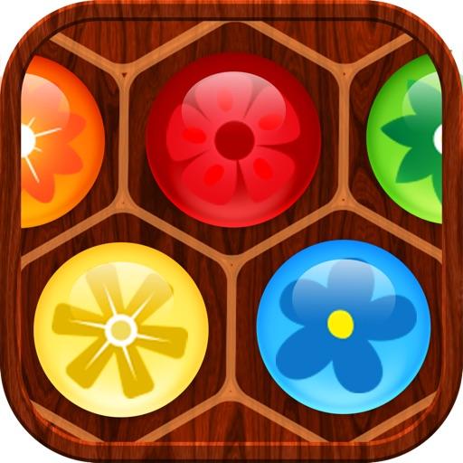 花朵消消乐:Flower Board【棋盘消除】