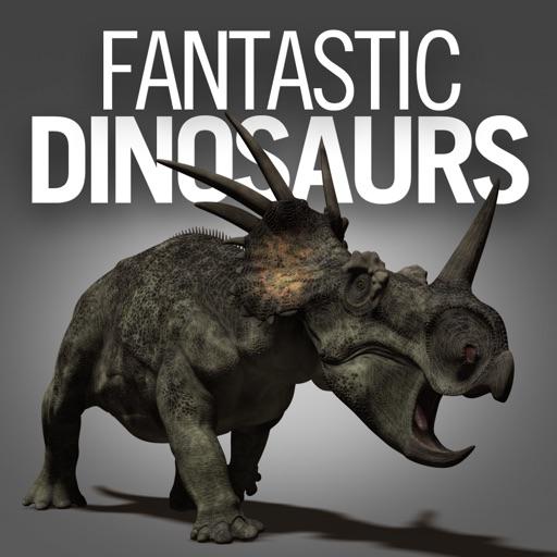 奇妙的恐龙:Fantastic Dinosaurs