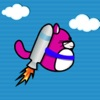 Kitty Jetpack - Flappy Chase