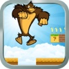 Gorilla Jumping - Run on the Jungle Free Apps