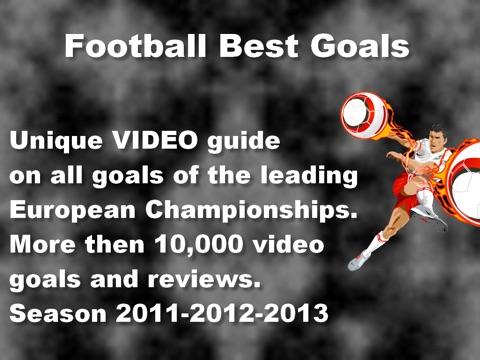 Футбол! Лучшие Видео Голов 2011/2012/2013 Скриншоты7