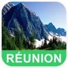 Reunion Offline Map - PLACE STARS