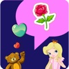 LOVE Stickers & Emoji Art for Valentines Day Messages