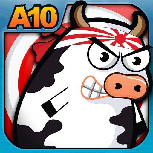 愤怒的奶牛:Cowaboom