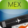 Aeropuerto Benito Juarez Ciudad de Mexico (MEX) Flight Tracker aeromexico interjet volaris
