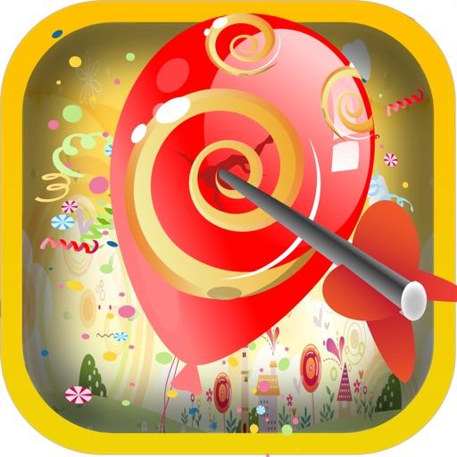Candied Balloon Pop FREE – Sweet Dart Craze Challenge iOS App