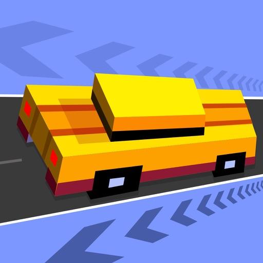 Lane Racer! iOS App