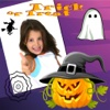 Halloween Greeting Cards and Stickers