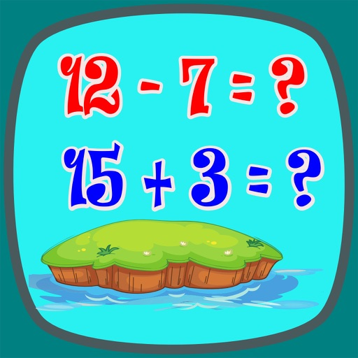 Plus Minus Kids Math HD iOS App