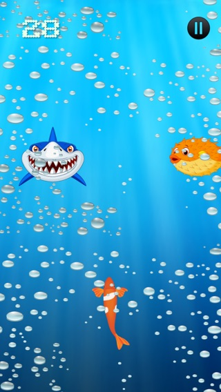 Fish bubble adventure game deep ocean games dans l app store for Bubble fish game
