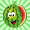 兒童遊戲:食物的形狀。認識幼兒園,學前班或幼兒園的幾何形狀。 學習 關於圓形,橢圓形,三角形,正方形,長方形。 玩 水果,蔬菜,零食,膳食和飲食。無償的,新的樂趣!