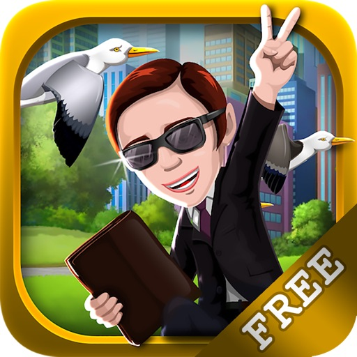 Seagulls vs Lawyers FREE- Save Your Suits Fun Puzzle Game Challenge iOS App