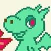 進撃のドラゴン ◆ ストライクを狙おう!インベーダーのような無料シューティングゲーム ◆