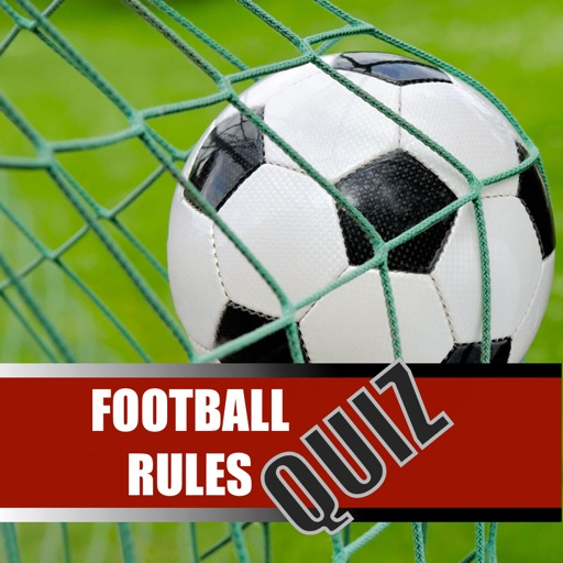 Football Rules Quiz iOS App