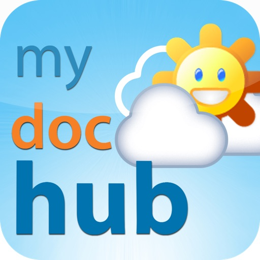 MyDocHub Health Flare Tracker iOS App