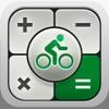 Bike Calculator Pro – Calcolatore Bici, Calcolatore Ciclismo, Calcolatore per andare in bici