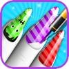 Nail Spa - Monster Girls Games
