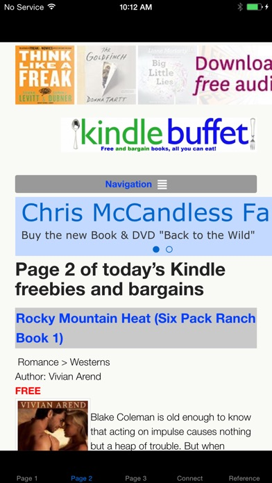 download Kindle Buffet - Daily Free & Discounted Books apps 1