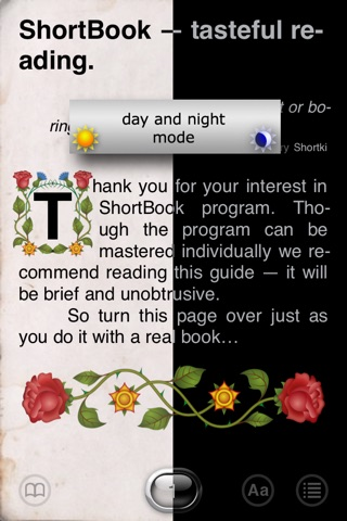 ShortBookLE screenshot 2