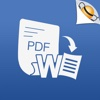PDF to Word Lite - Convert PDF to word doc,  PDF to Word converter by Flyingbee