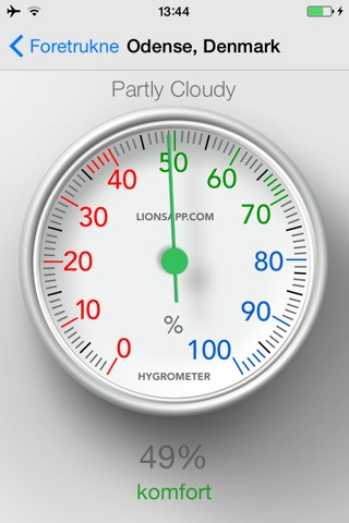 Hygrometer - Check humidity screenshot 2