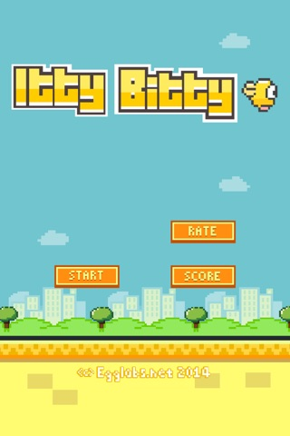 Itty Bitty - Play Free 8-Bit Pixel Games screenshot 1