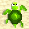 Turtle Crawl - Flappy Flipper Adventure,  Clash with Crabs on the Sunny Beach