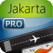 Jakarta Airport Pro (CGK) Flight Tracker Radar all Indonesian airports