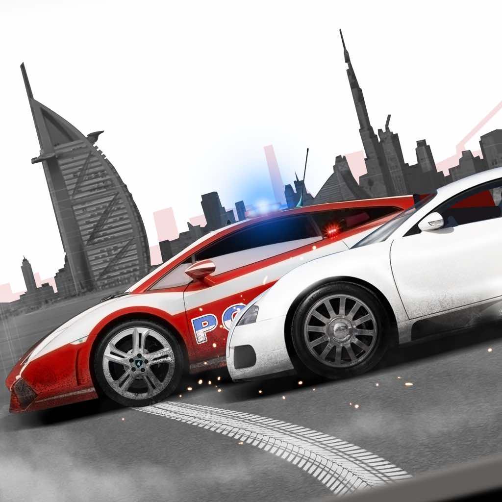 APB Dubai Supercar City - Escape the Speed Cops