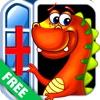 Dino Hospital- Educational Doctor Games For Kids Boys & Girls Education Free