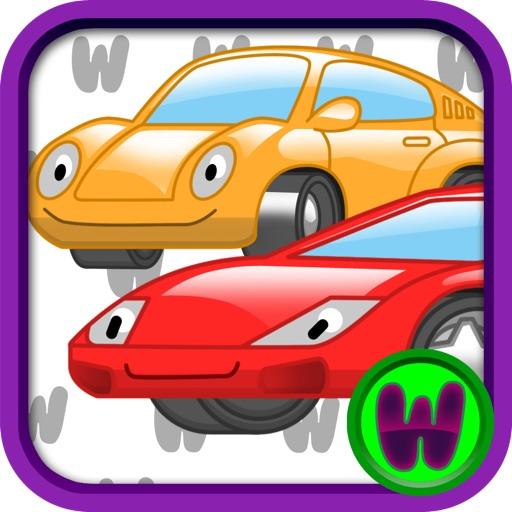 Toddler Car Puzzle iOS App