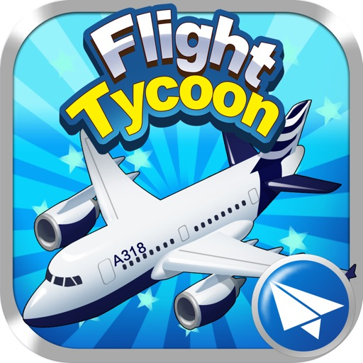 Flight Tycoon - Make the best airport manager and collect aircraft!